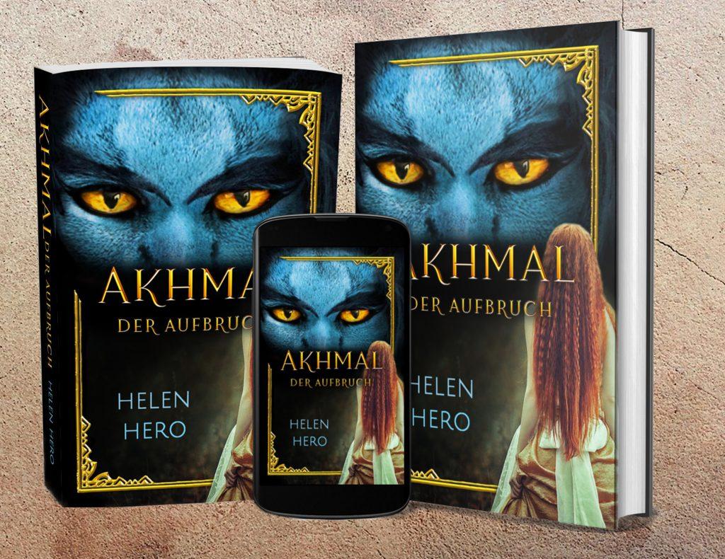 Akhmal als Taschenbuch, Hardcover und Ebook